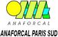 Logo anaforcal paris sud