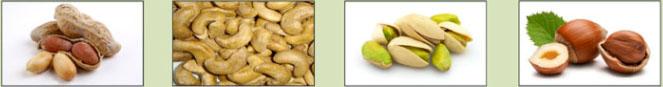 fruits a coque